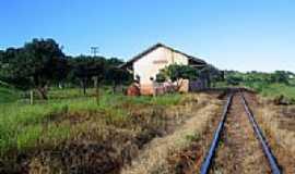 Cambira - Antiga Estação Ferroviária-Foto:pierin