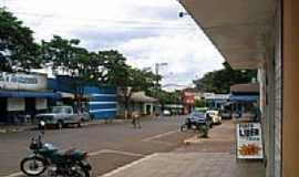 Cambira - Centro da cidade-Foto:paulo r p brito