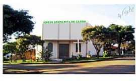 Cambira - Igreja de Santa Rita de Cassia-Foto:paulo r p brito