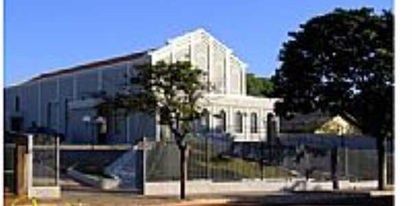Igreja da Congregação Cristã do Brasil-Foto:paulo r p brito