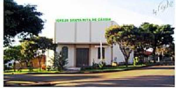 Igreja de Santa Rita de Cassia-Foto:paulo r p brito