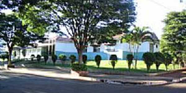 Prefeitura Municipal-Foto:paulo r p brito