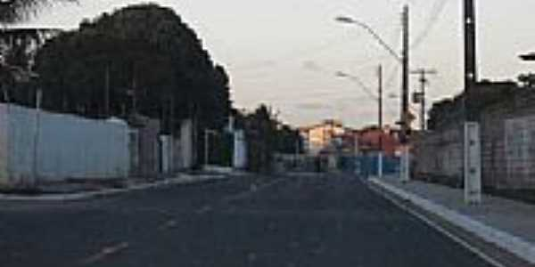 Nova pista no Bairro Ouro Preto-Foto:JuliSane