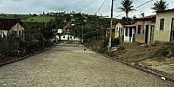 Rua em Gabiarra-Foto:lucasleitept