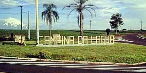 Imagens da cidade de Campina da Lagoa - PR