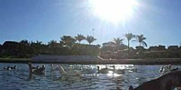 Lagoa foto Claudenir lourençato
