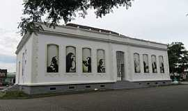 Campo Largo - Campo Largo - Museu Municipal - Foto Vanderlei Viante