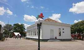Campo Largo - Campo Largo - Museu Municipal Decoração de Natal - Foto Lorena Mocelin