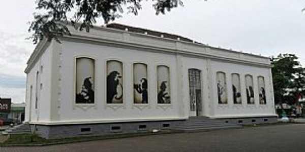 Campo Largo - Museu Municipal - Foto Vanderlei Viante