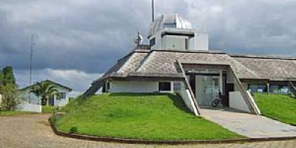 Campo Magro-PR-Observatório Astronômico-Foto:Carolina Ortega