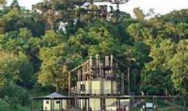 Campo Mour�o - �rea de lazer em Campo Mour�o-Foto:Alfredo Ferrari Neto