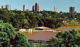 Campo Mour�o - Campo Mour�o-PR-Vista da cidade-Foto:www.pmpr.pr.gov.br