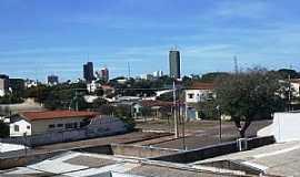 Campo Mourão - Campo Mourão-PR-Vista parcial da cidade-Foto:Marcely Benetton