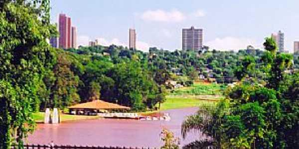 Campo Mourão-PR-Parque do Lago-Foto:comunidadecm.