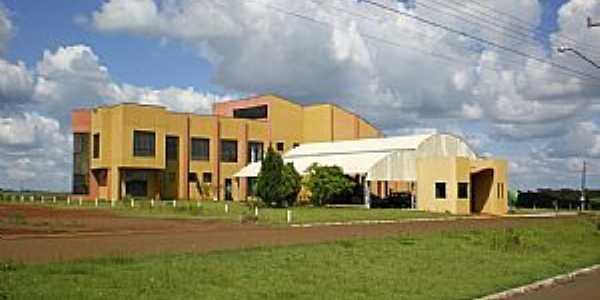 Candoi-PR-Câmara Municipal-Foto:gentildallo