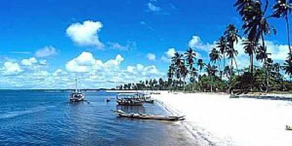 Praia de Gamboa - BA