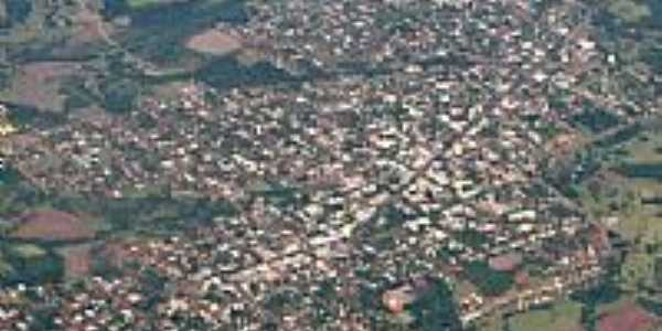 Vista da cidade foto Andre Bonacin