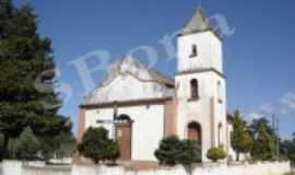 Carambeí - Igreja Centenária em Catanduva de Fora Carambeí , Por Ana Paula Inácio da Silva