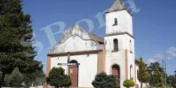 Igreja Centenária em Catanduva de Fora Carambeí , Por Ana Paula Inácio da Silva