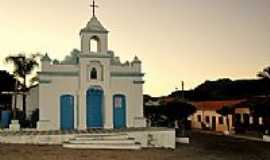 Gameleira do Assuruá - Igreja de santana em Gameleira do Assuruá-BA-Foto:Poliana Pinheiro