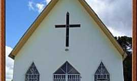 Castro - Capela de S�o Jo�o de Maria em Castro-PR-Foto:Alexandre C. Pontes