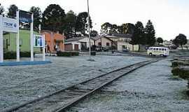 Castro - Castro-PR-Centro da cidade no inverno-Foto:www.castroonline.com.br