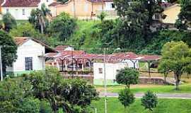 Castro - Castro-PR-Vista da Esta��o Ferrovi�ria-Foto:Ricardo Mercadante