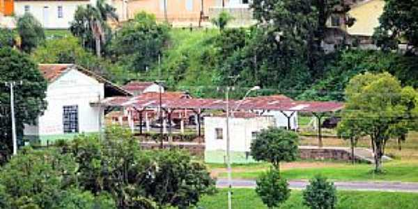 Castro-PR-Vista da Estação Ferroviária-Foto:Ricardo Mercadante