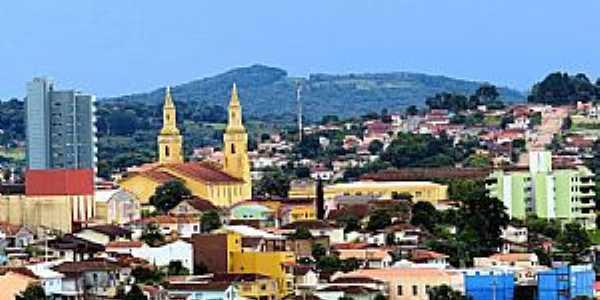 Castro-PR-Vista do Centro Histórico-Foto:Ricardo Mercadante