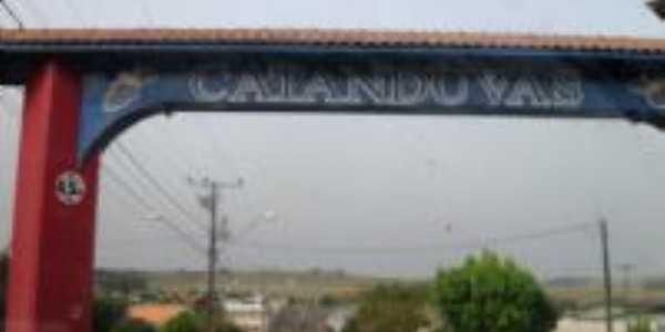 Portal Catanduvas Pr, Por Eliana Generoso