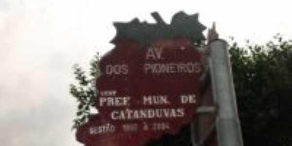 Centro de Catanduvas Pr, Por Eliana Generoso