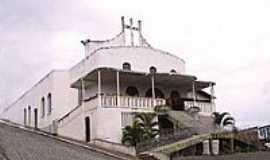 Gandu - Igreja de São José-Foto:Vicente A. Queiroz
