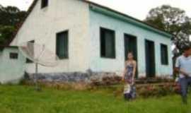 Cerro Azul - casarão alemão turvo, Por matilde barbiot