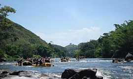 Cerro Azul - Rafting em Cerro Azul - por Fernando Buso