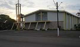 Céu Azul - Igreja Católica-Foto:djxandao