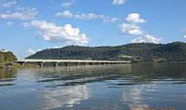Chopinzinho - Ponte do Alagado em Chopinzinho-PR-Foto:Ueliton Sloma