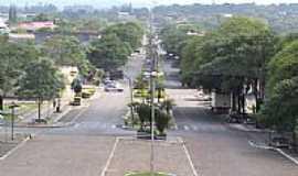 Cidade Gaúcha - Avenida-Foto:mauriciocaresia