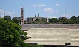 Cidade Gaúcha - Vista da Igreja-Foto:paulinhovt
