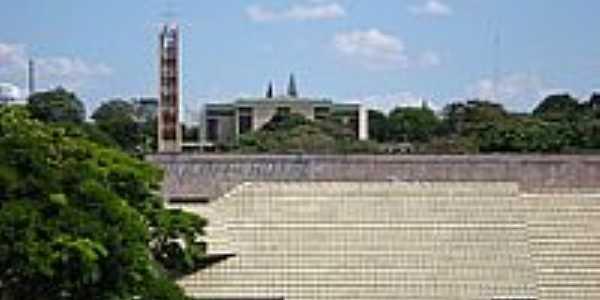 Vista da Igreja-Foto:paulinhovt