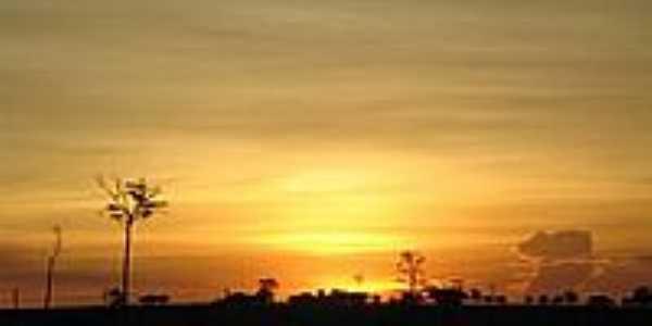 Pôr do Sol em Cintra Pimentel-Foto:tripmondo.