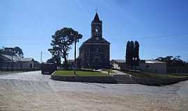 Colombo - Colombo-PR-Igreja da Roseira distrito de Colombo-Foto:joão manoel granemann