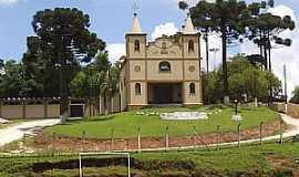 Colombo - Colombo-PR-Igreja no Bairro Santa Gema-Foto:joão manoel granemann