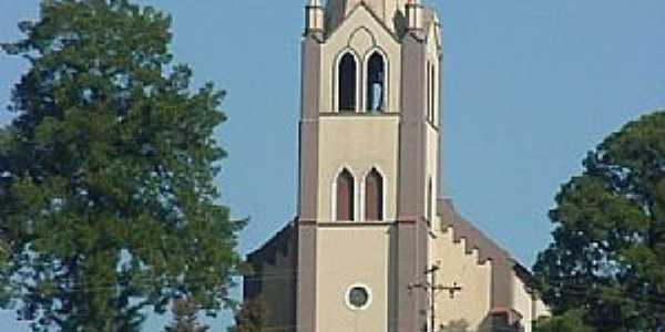 Capela São João Batista, Colônia Cristina