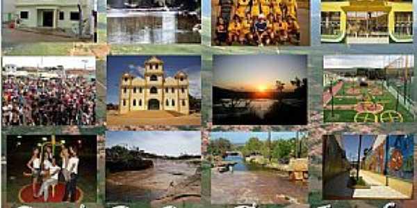 Imagens da cidade de Gentio do Ouro - BA