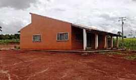 Congonhinhas - Congonhinhas-PR-Centro Comunitário Banco da Terra-Foto:Donisetetiti