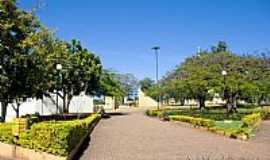 Congonhinhas - Congonhinhas-PR-Praça N.Sra.Aparecida-Foto:Acir Mandello