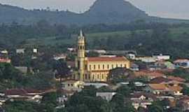 Congonhinhas - Congonhinhas-PR-Vista da Matriz de N.Sra.Aparecida e parcial da cidade-Foto:Donisetetiti
