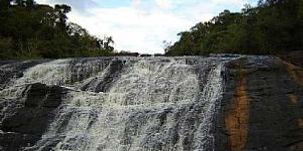 Congonhinhas-PR-Cachoeira-Foto:Marcelo Castro