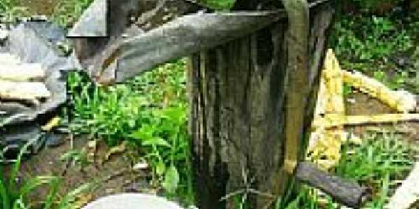 Congonhinhas-PR-Engenho de moer cana-Foto:Donisetetiti