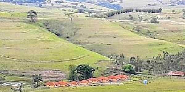 Imagens do distrito de Conselheiro Zacarias Município de Santo Antônio da Platina/PR